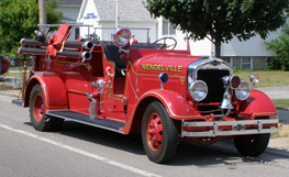 Antique Fire Muster